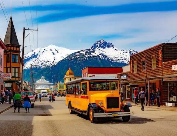Seeing Alaska