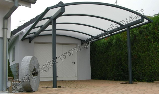 carport alu fabulous carport adosse brico depot pergola. Black Bedroom Furniture Sets. Home Design Ideas