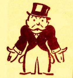 rich guy Bankrupt