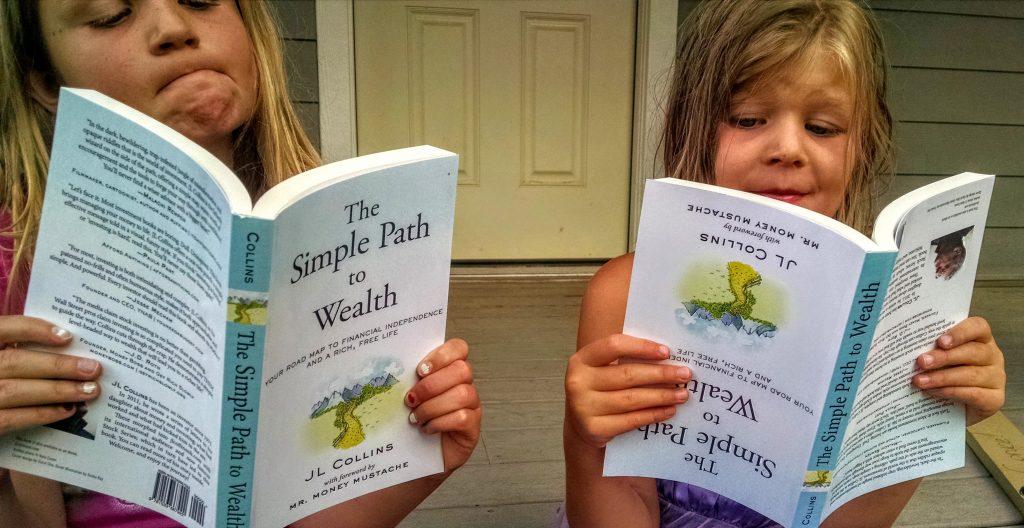 SPW read by little girls
