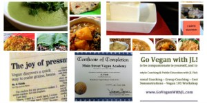The 2012 Year End Post on JL goes Vegan