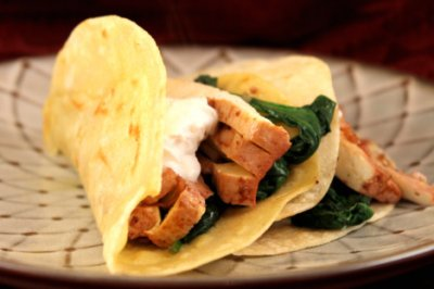 tofu tacos | meatless monday meal plan | JL goes Vegan