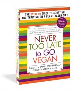 never too late to go vegan | JL goes Vegan