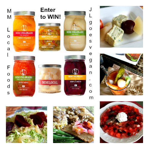 Enter to win MM Local on JLGoesVegan.com