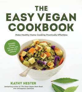 easy vegan cover