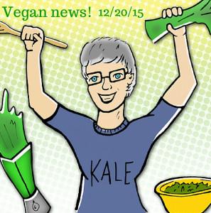 Vegan News You Can Use | JLgoesVegan.com