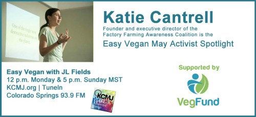 Katie Cantrell on Easy Vegan with JL Fields