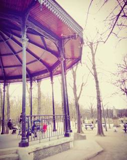 #weekendinparis #stedereunion — at Jardin du Luxembourg.