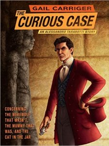 THE CURIOUS CASE by Gail Carriger