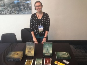 Balticon book signing
