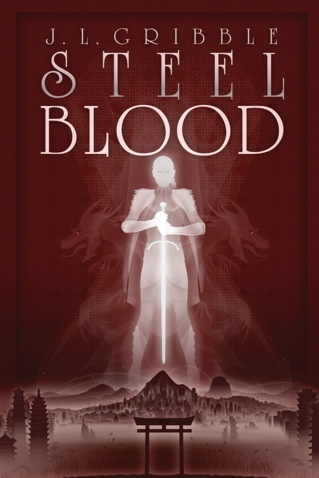 Book Cover: Steel Blood