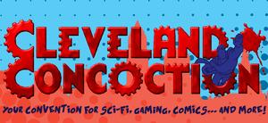 Cleveland ConCoction 2018 logo