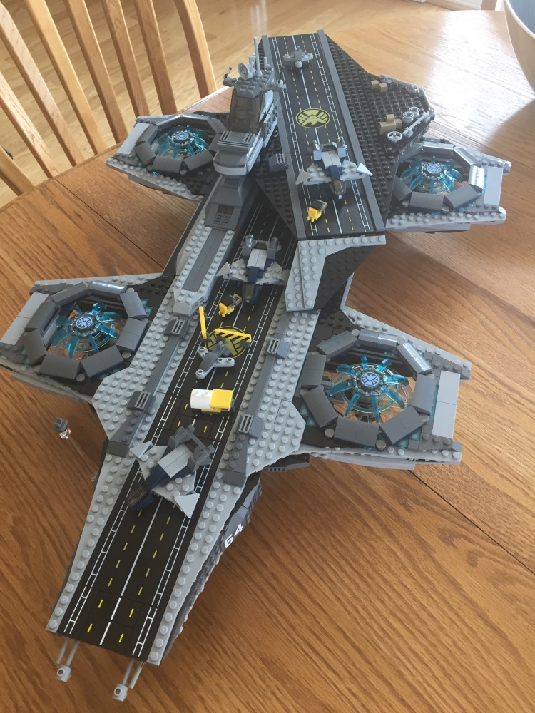 full helicarrier