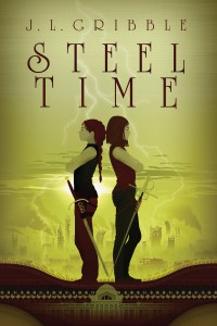 Book Cover: Steel Time