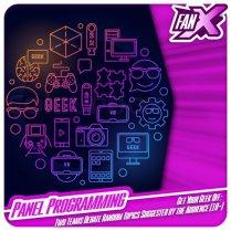 FanX geek