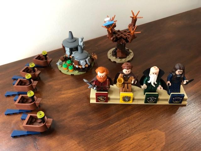hogwarts castle misc
