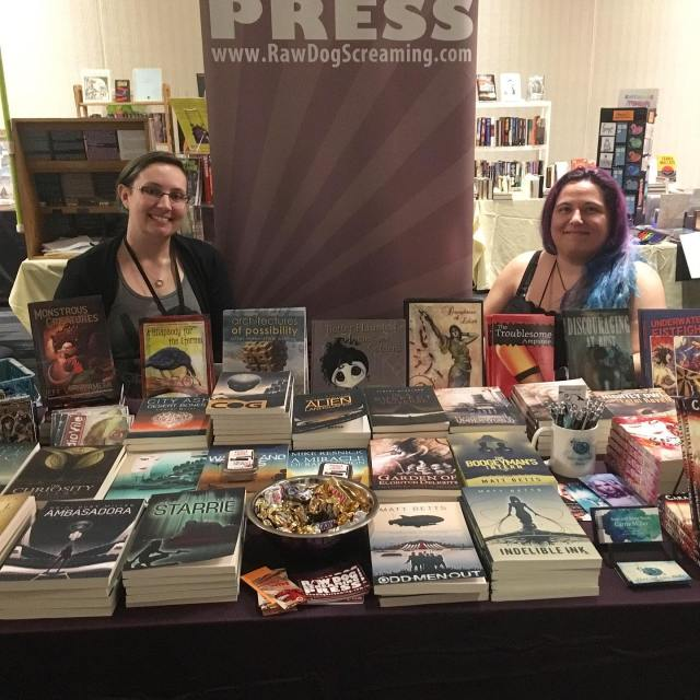 Balticon 2019 table