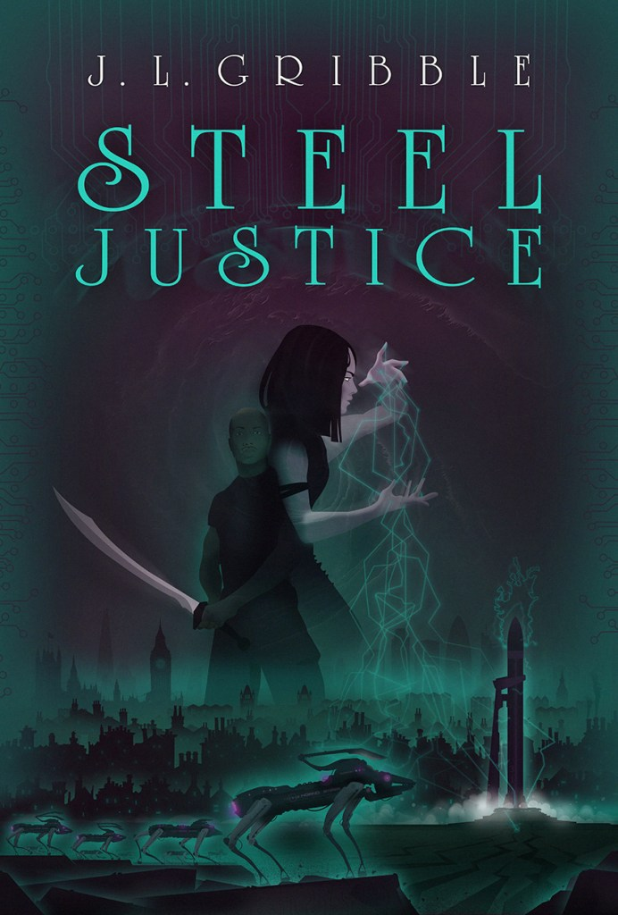Book Cover: Steel Justice