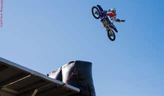 Bikes&Bulls fly high cleaning the air
