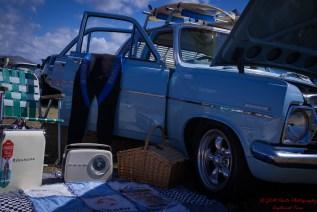 1967 HR Holden typical Aussie surfers car