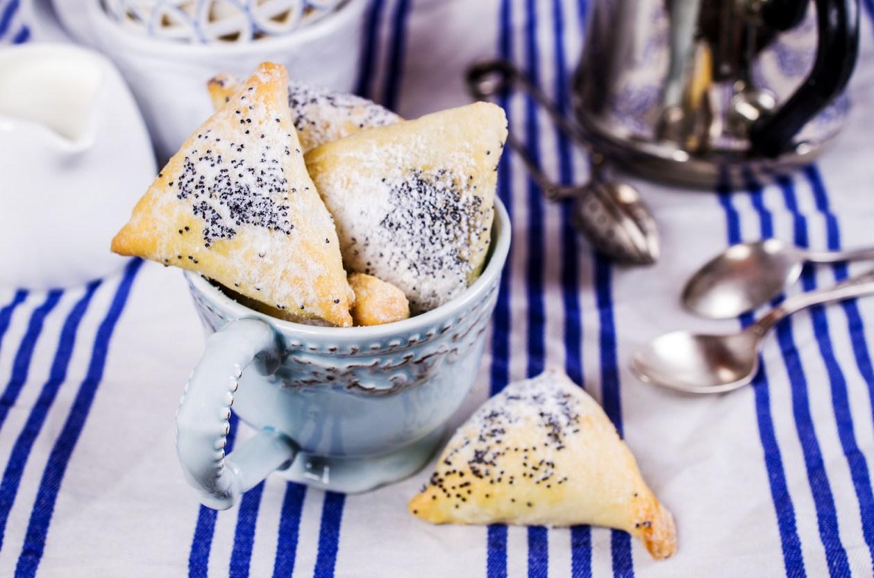 6 Unique Hamantaschen Recipes For Purim