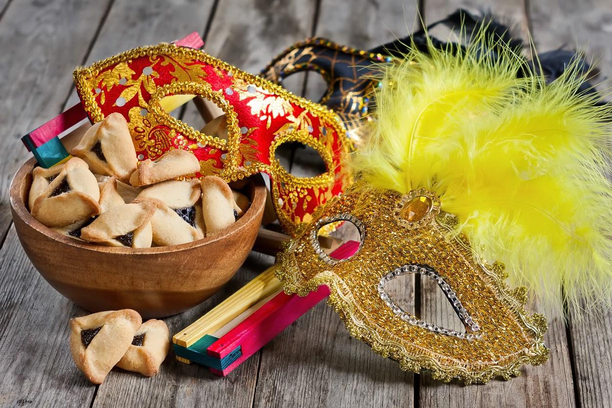 4 Fun Ways To Celebrate Purim This Year
