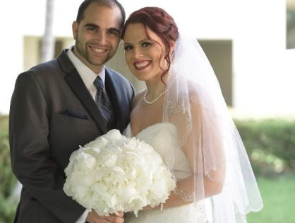 "Danielle & Igor: ""It couldn't have been more special!"""
