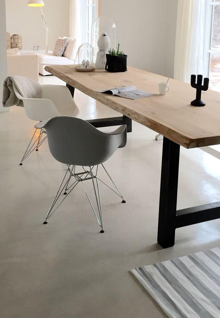 Eames Stoelen Loods 5.Designklassiekers Als Eetkamerstoel