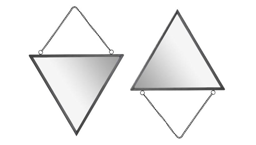 vondst 28  geometrische spiegel van hema