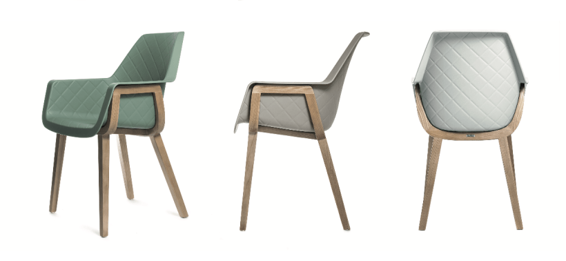 the amsterdam city dining armchair
