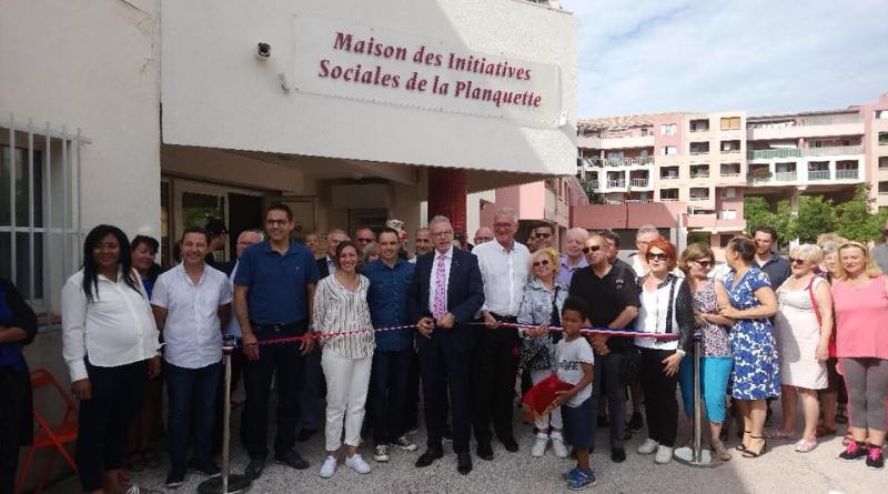 Inauguration de la « Maison des Initiatives Sociales »