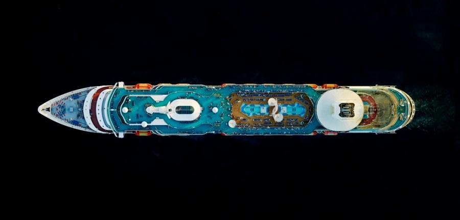 Royal Caribbean Majesty of The Seas<br /> © Jeffrey Milstein
