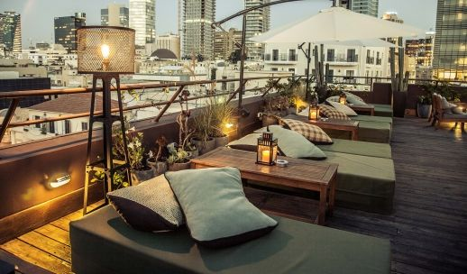 Crédit photographique : Design Hotels™<br /> Localisation : Tel-Aviv , Israël