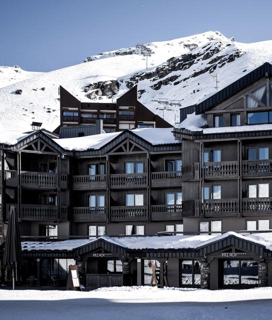 JLM Travel - 4 hotels pour apprivoiser la montagne cet hiver