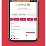 JLM Travel - Open Table app
