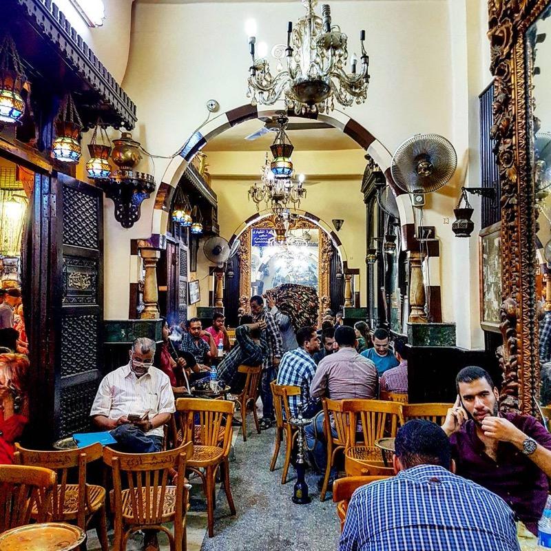 JLM Travel - Les Cafés du Caire