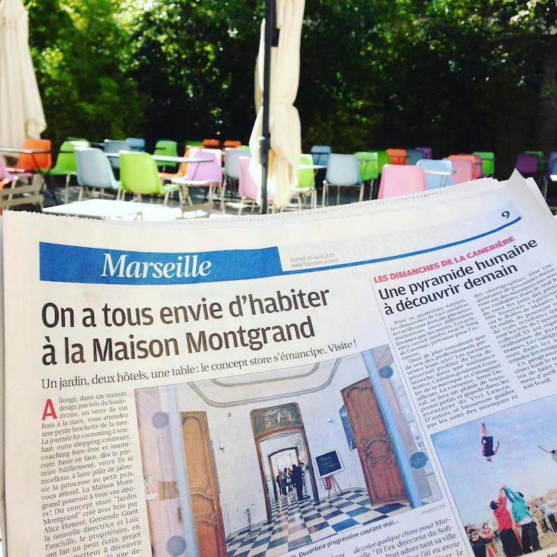 JLM Travel - évasion shopping - Marseille