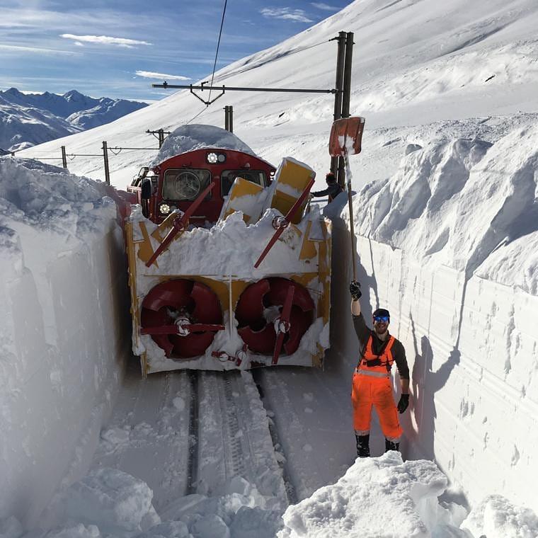 JLM Travel : épopées ferroviaires hivernales le plus beaux trajets !