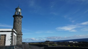 ~ old lighthouse at the southern end of the island ~