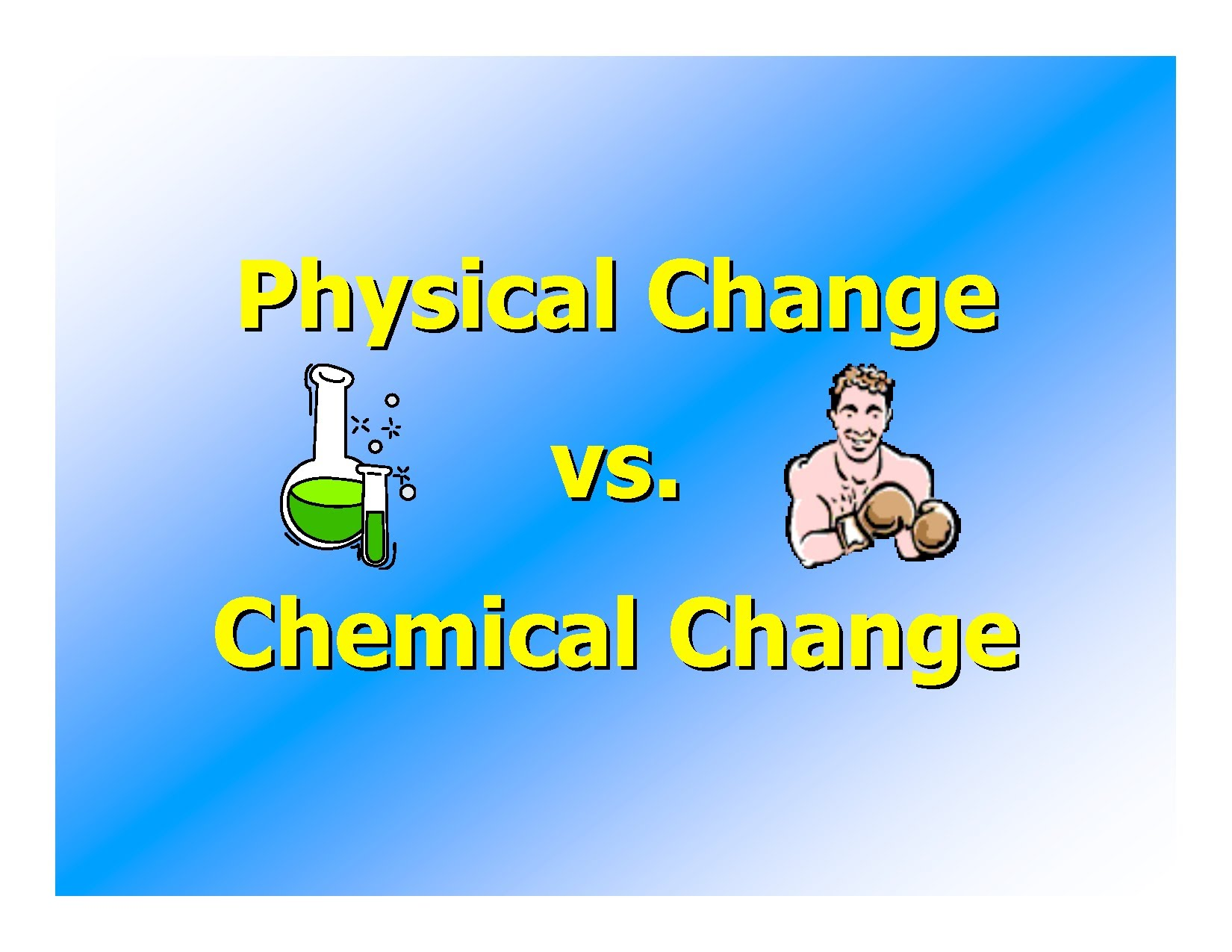 Brush Clipart Physical Change