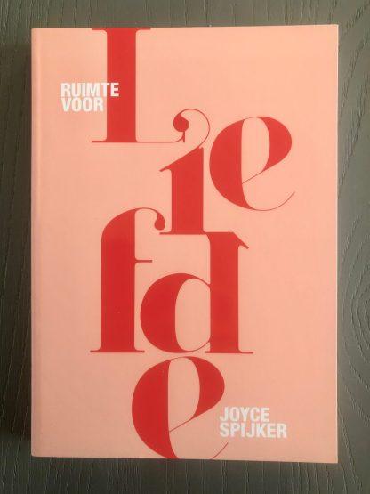 24. Ruimte voor liefde - Joyce Spijker cover