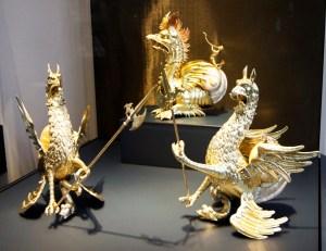 Miniaturen in het Residenzschloss.