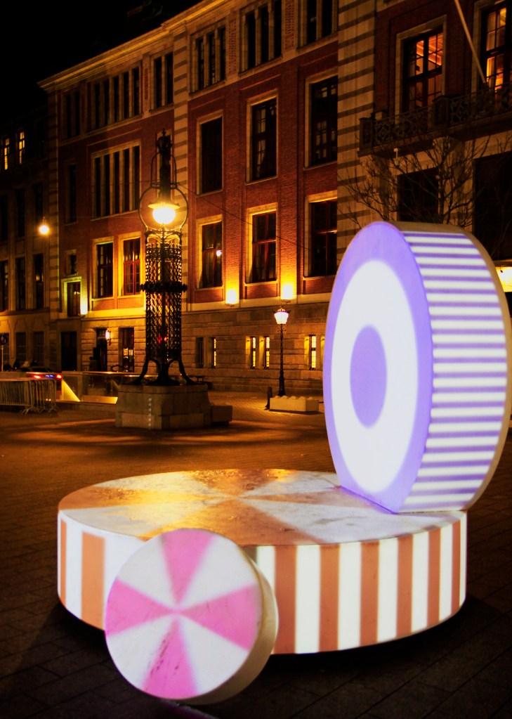 Snoepjes in Amsterdam?