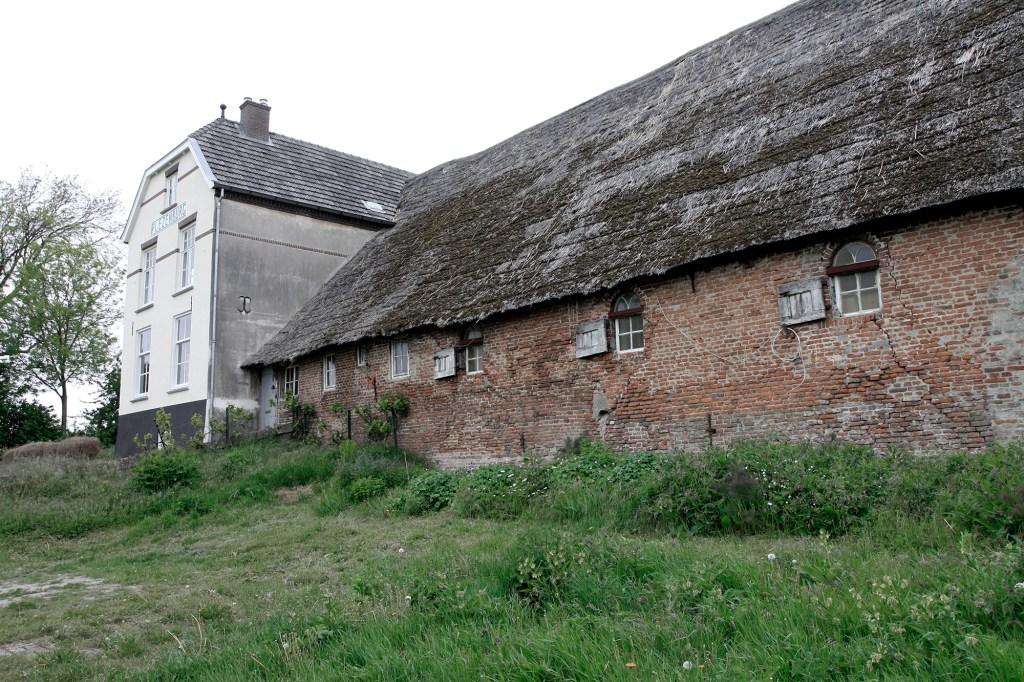 Het oude deel van De Plezenburg