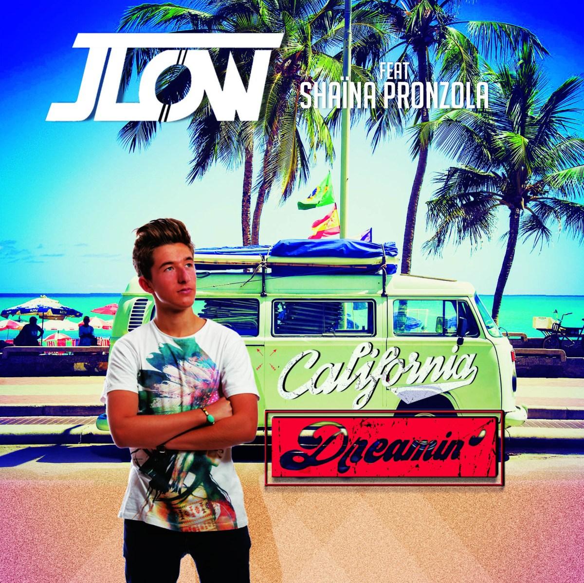 "cover ""California Dreamin"" JLOW"