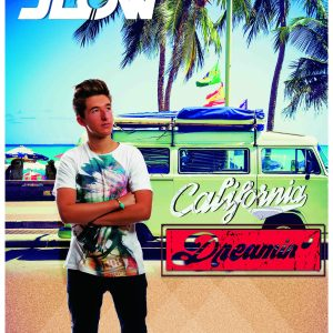 POSTER JLOW « California Dreamin' »
