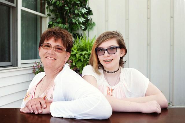 Mother/Daughter Photos