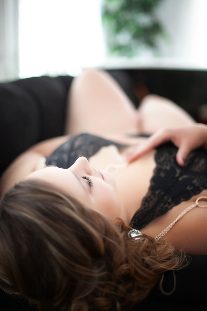 Behind the Scenes Boudoir in Appleton