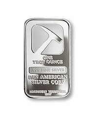 Silver Bar - Front