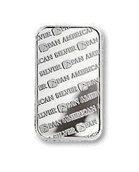 Silver Bar - Back